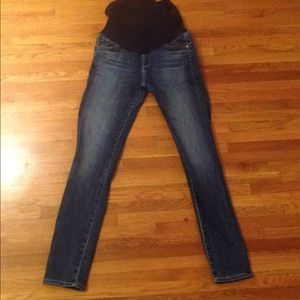 Ag Adriano Goldschmied Jeans - AG Maternity skinny jeans 27